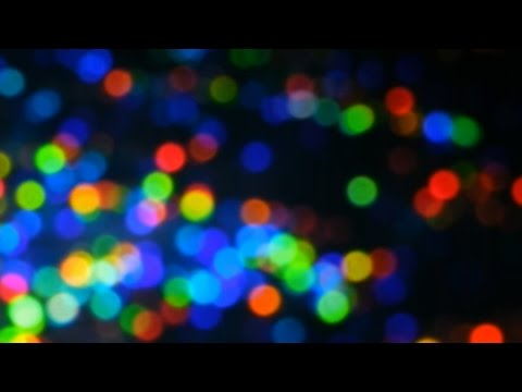 HD Background Organic Rainbow Colored Bokeh Nature's Color Spectrum