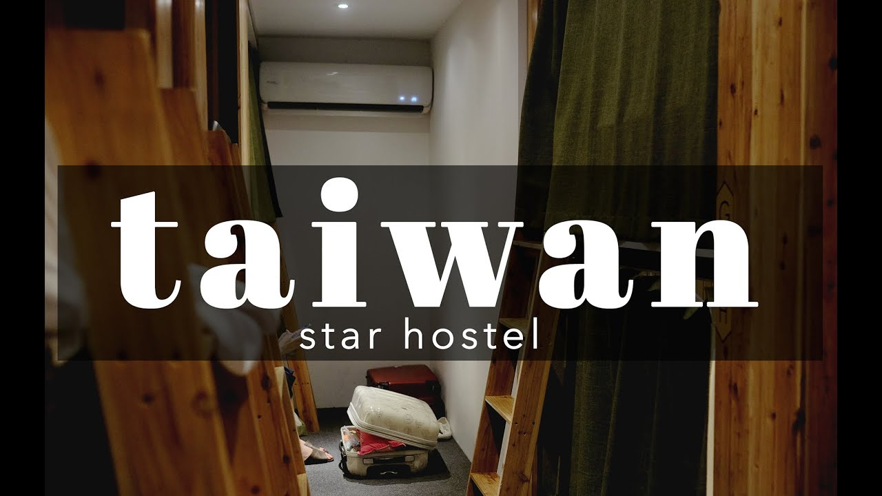 3 Best Coolest Hostels In Taipei 2020 Solo Traveler Map