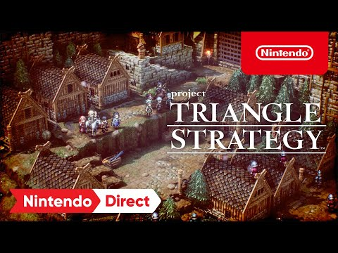 Project TRIANGLE STRATEGY – Announcement Trailer – Nintendo Switch