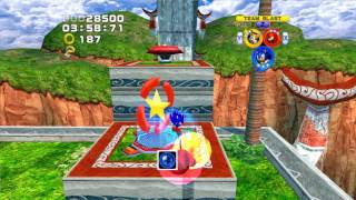 Sonic Heroes (GC) Team Sonic's Story