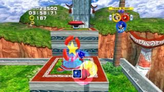 Sonic Heroes (GC) Team Sonic