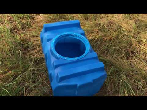 Пластиковый бак R-100 (емкость для питьевой воды) на 100 литров