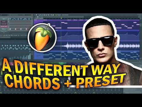DJ Snake, Lauv - A Different Way (FL Studio Tutorial - Chords + Preset)