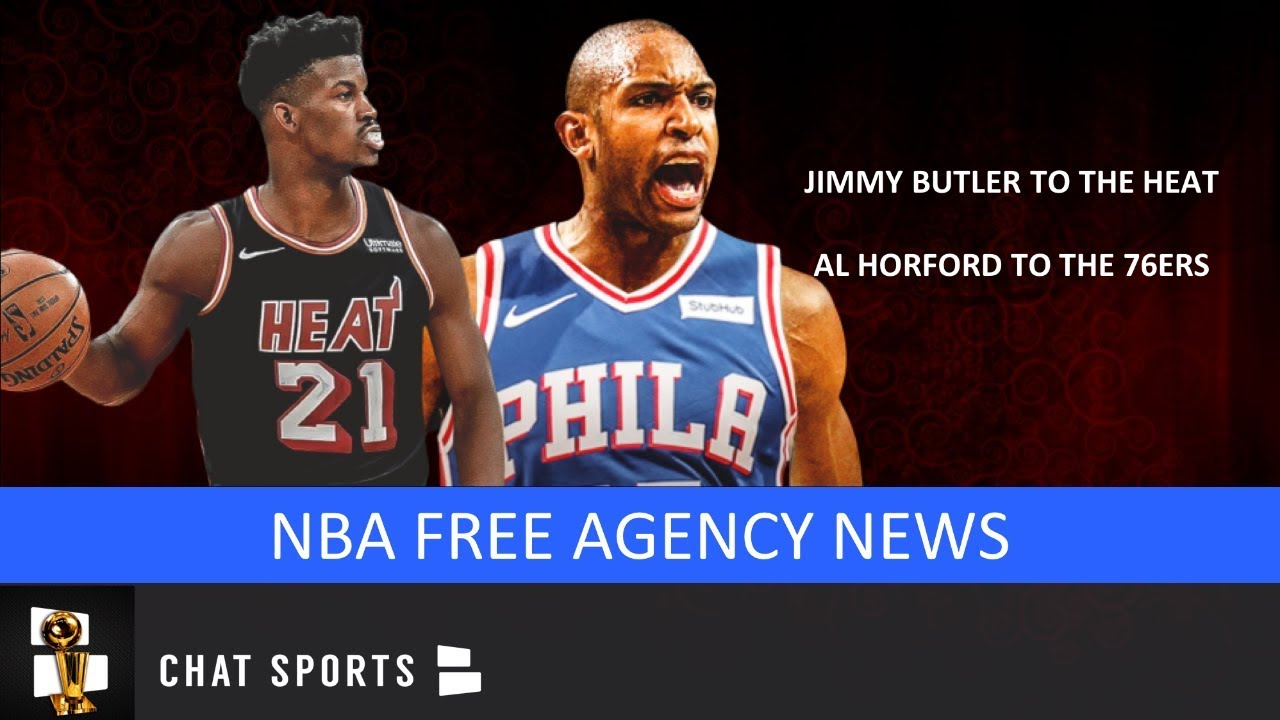 Sixers to sign-and-trade Jimmy Butler to Heat for Josh Richardson