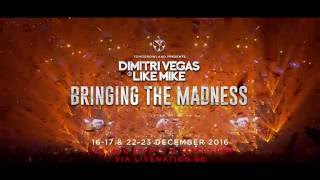 Tomorrowland Presents | Dimitri Vegas & Like Mike Bringing The Madness