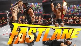 wwe fastlane 2017 predictions and preview   wwe figures