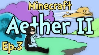 "Minecraft - Aether II Ep.3 "" ALTAR ENCHANTING! "" w/ Chim & Clash"