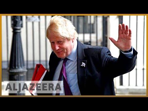 🇬🇧 British Foreign Secretary Boris Johnson quits amid Brexit crisis | Al Jazeera English