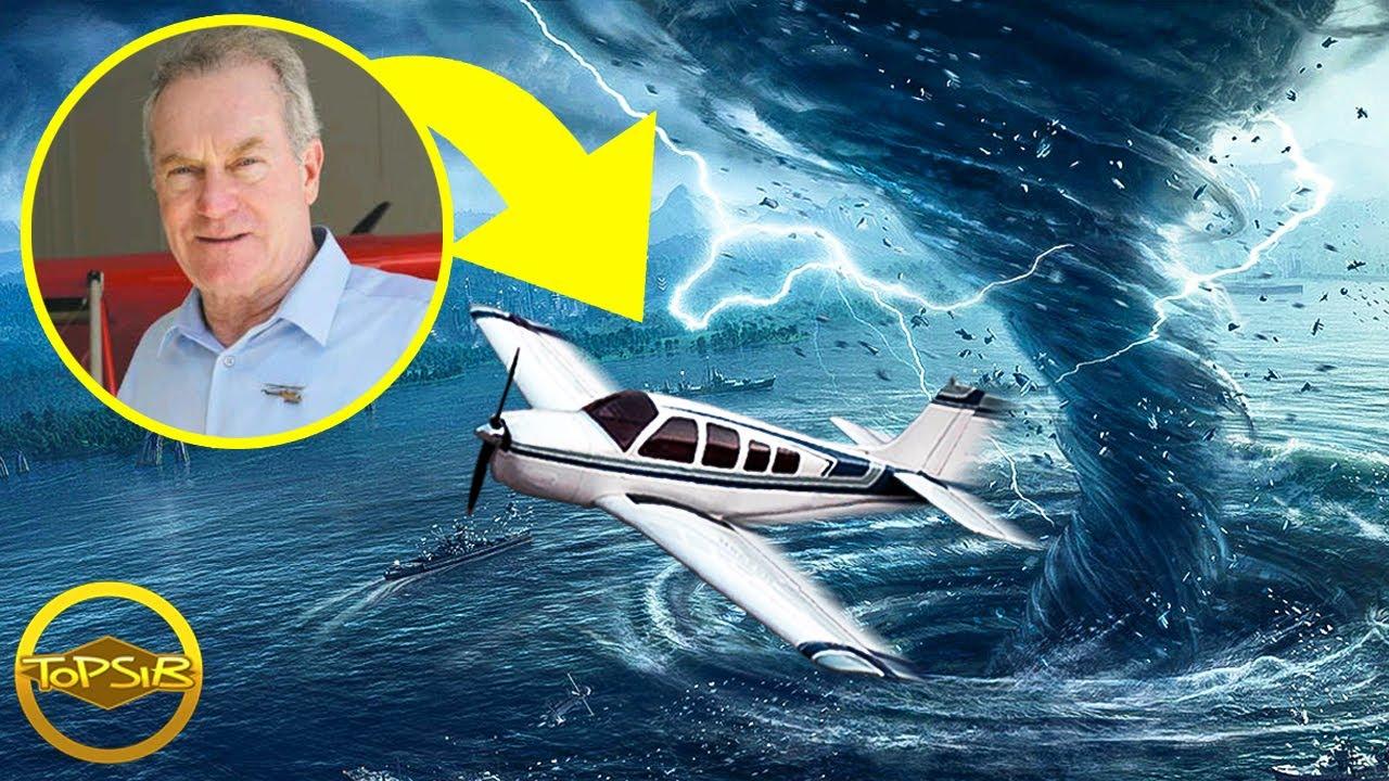 นักบินรอดชีวิตจากสามเหลี่ยมเบอร์มิวด้า (ดูสิเขาเจออะไรที่นั่น)