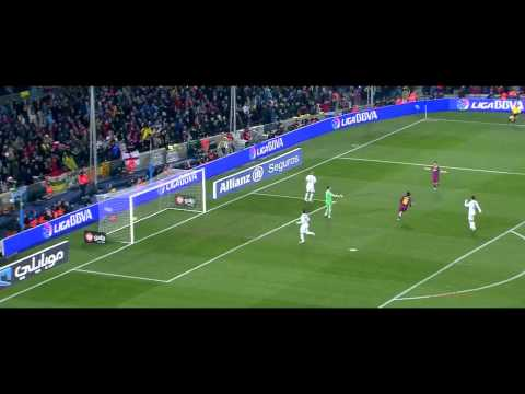 FC Barcelona vs Real Madrid 5-0 - Incredible Football