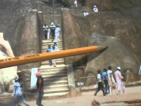 Sigiriya Ancient Asian City Was Altered By The British Who Reportedly Discovered It!