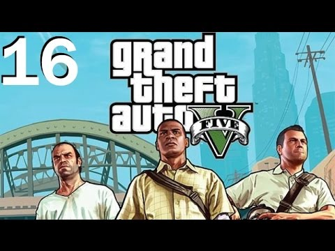 Grand Theft Auto V Story 16 - The Tools for the Job