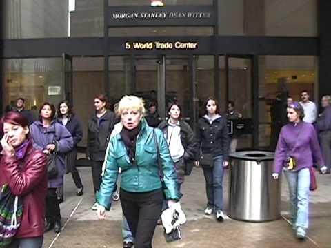 World Trade Center - Oct 2000