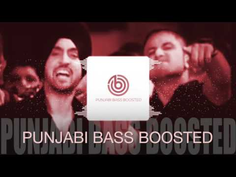 Panga Bass Boosted  Diljit Dosanjh Ft. Yo Yo Honey Singh  Latest Punjabi Songs 2016