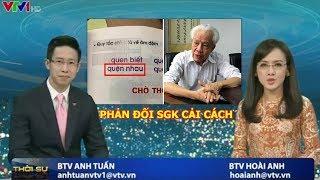 Nội dung và cách đánh vần Tiếng Việt 1 theo TÀU KHỰA của Hồ Ngọc Đại khiến phụ huynh cả nước Bức Xúc