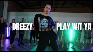Dreezy - Play wit ya Dance Choreography by Roha Taiapa