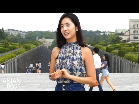 Korean Girls Describe The Ideal Korean Girl | ASIAN BOSS