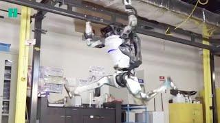 Boston Dynamics Robot Can Do Gymnastics