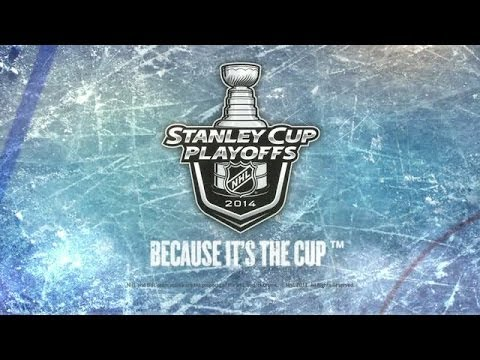 Because It's The Cup:  2014 Playoffs