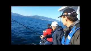 Pêche sportive @ Canet en Roussillon - Camping le Bosquet