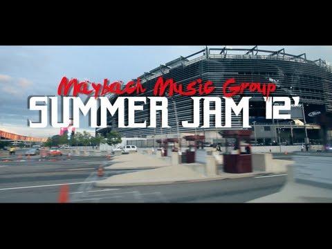Maybach Music Group Live @ Summer Jam '12
