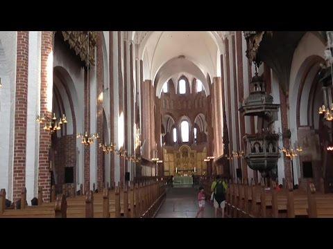 Danmark. Roskilde Domkirke. Roskilde.
