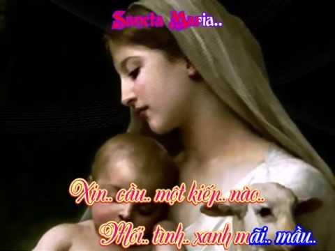 Karaoke Ave Maria   Johann Sebastian Bach & Charles Gounod