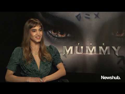 with The Mummy herself, Sofia Boutella, on Tom Cruise, monster movies and more  hub