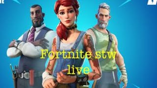 FORTNITE SAVE THE WORLD GIVEAWAY LIVE ⚡130⚡