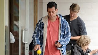 Adam Sandler Decompresses Amid Scandal With Family Before Mother