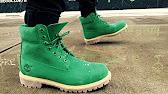 Как отличить оригинальные ботинки Timberland от подделки - YouTube