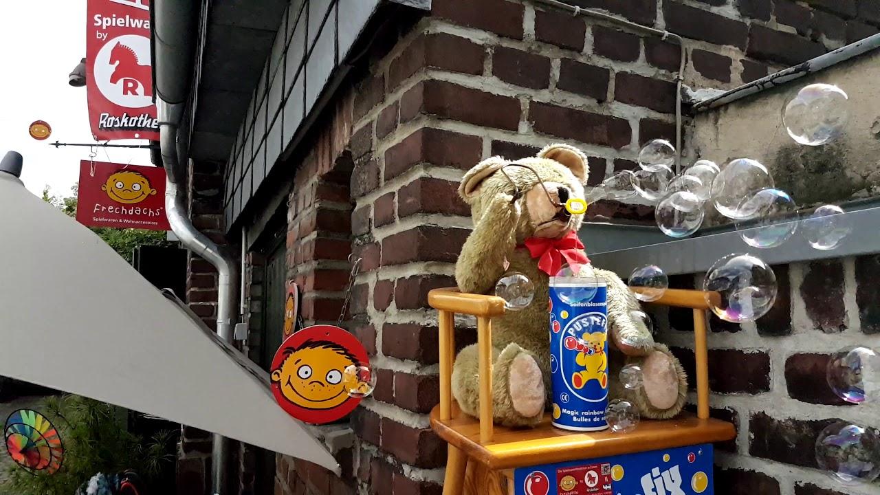 2116a36369c25 Pustefixbär! Viele Essener werden ihn noch von Roskothen Essen ...