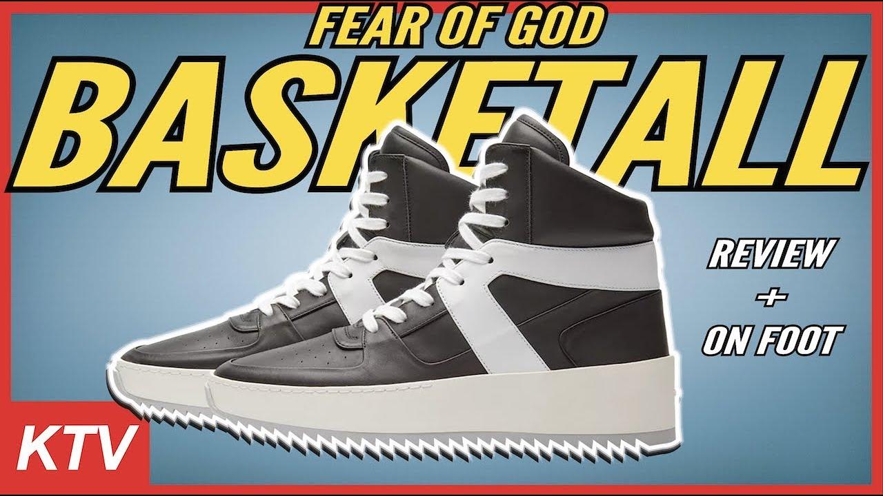 FEAR OF GOD Basketball Shoes FULL