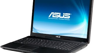 Как разобрать ноутбук asus X54H How to disassemble laptop asus X54H