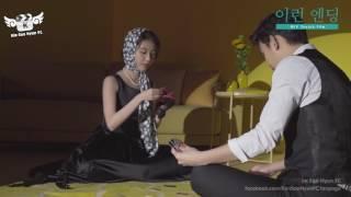 [Vietsub] Ending Scene MV Making Film   Kim Soo Hyun & IU