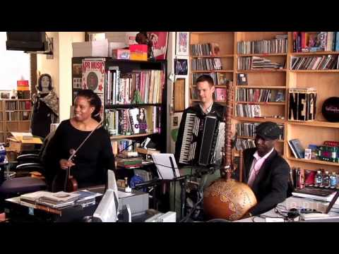 Regina Carter: NPR Music Tiny Desk Concert