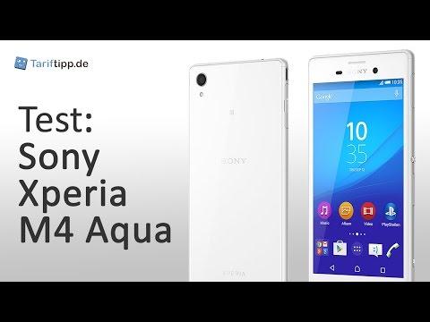 Sony Xperia M4 Aqua | Test deutsch