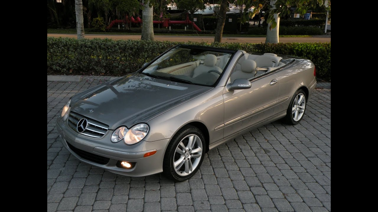 Mercedes clk350 convertible for sale auto haus of fort for Mercedes benz clk350 convertible for sale