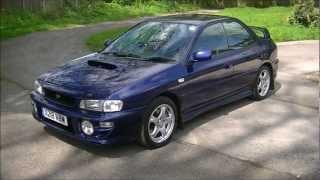 Now Sold! Subaru Impreza WRX 2000