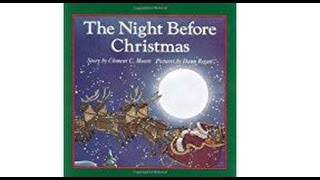 Mom Reads The Night Before Christmas