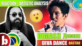 Baixar Brazilian Singer reacts DIMASH! DIVA DANCE Bastau (SUBS)
