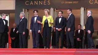 "Baumbach presenta en Cannes ""The Meyerowitz Stories"""