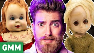 Creepiest Baby Dolls Of All Time- RANKED