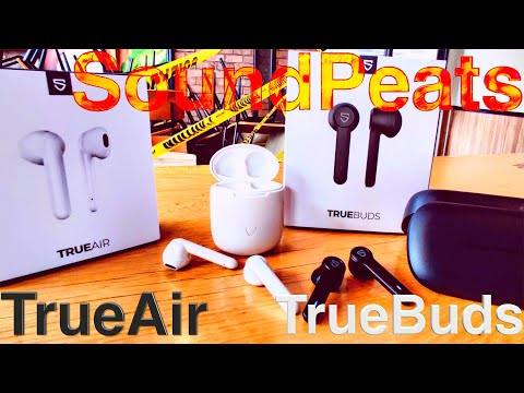 """soundpeats-truebuds-vs-soundpeats-trueair-""""what's-the-difference-???"""""""