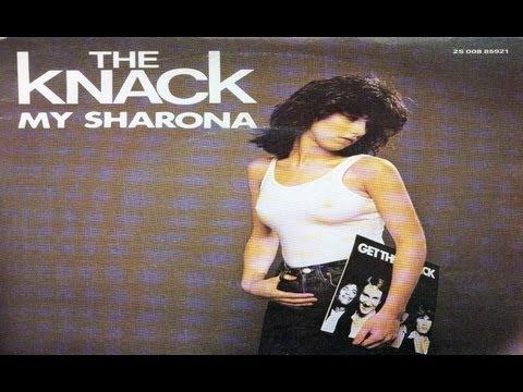 My Sharona - The Knack (With lyrics on the screen)