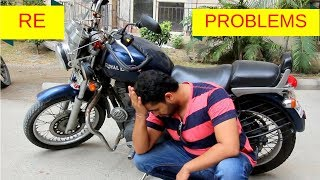 Thunderbird 350 Problems | Iam Frustrated with my BIKE | You won't BUY RE after Watching this Video