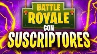 #Fortnite |jugando con suscriptores   |long play 2| Español