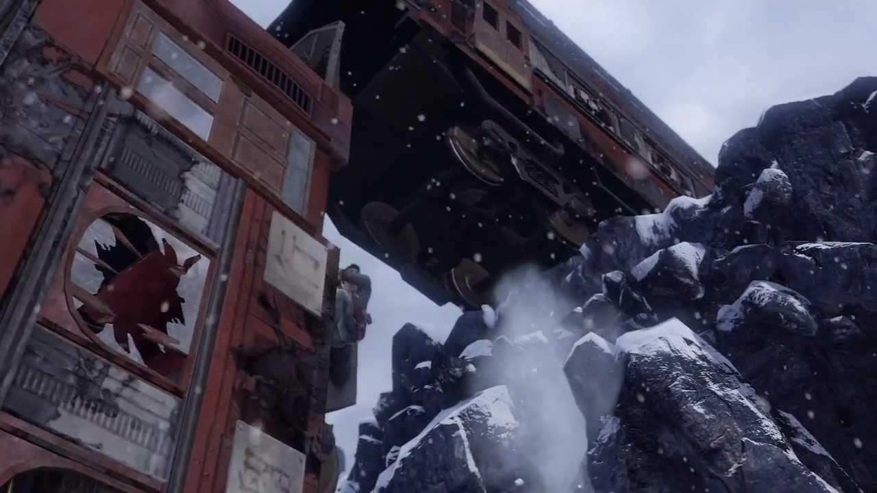 Uncharted 2: Random & Lol Moments #22 ~ RubeboyProductions (HD)
