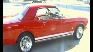 ford mustang 260 v8 1965 vs garage pescara