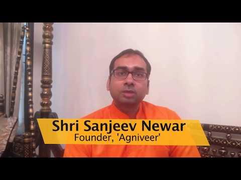 HinduPost Interviews Sanjeev Newar, Founder - AGNIVEER